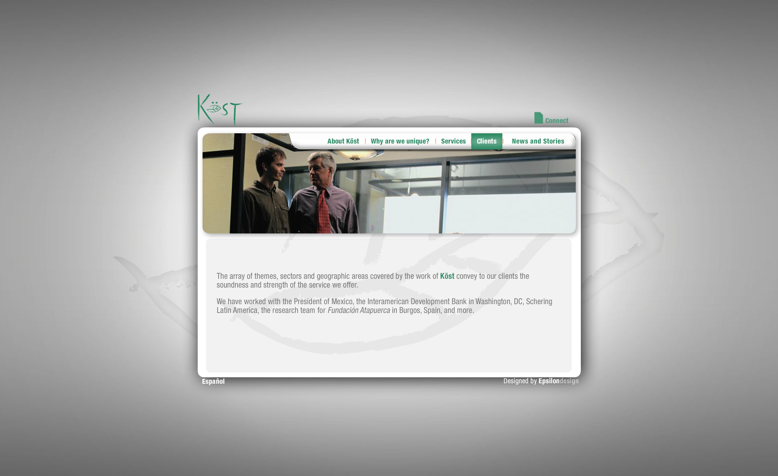 Green Kost - Clients